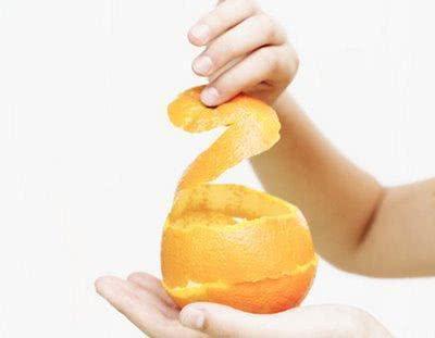 Chá de casca de laranja - Propriedades e receita