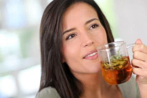 Receitas de chás desintoxicantes