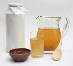 Como preparar o chá de kombucha