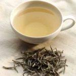 Emagreça com o chá branco