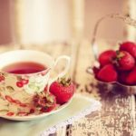 Chá de morango – Benefícios e propriedades
