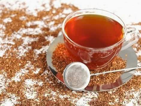 Chá de rooibos - Benefícios e propriedades