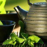 Métodos para o preparo dos chás