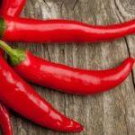 Chá de pimenta caiena – Benefícios e propriedades