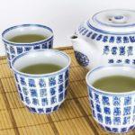 Impulsione o pré-treino com chá verde