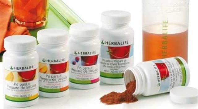 Descubra como funciona o chá herbalife