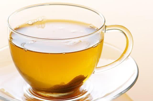 Imagem de xícara de chá verde