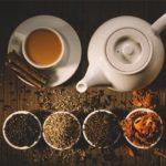 Os principais tipos de chás para o bem do organismo